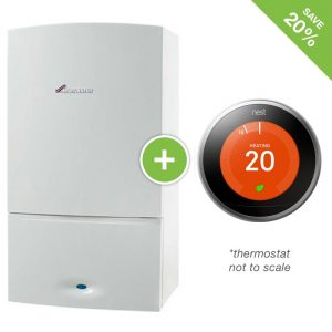 Worcester Greenstar 36 CDI Boiler + Nest Thermostat