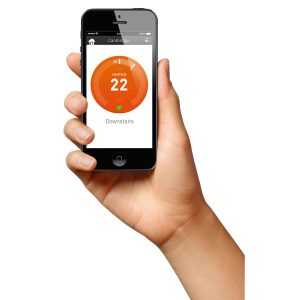 Nest 3rd Generation Thermostat App