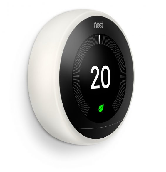 Nest 3rd Generation Thermostat White