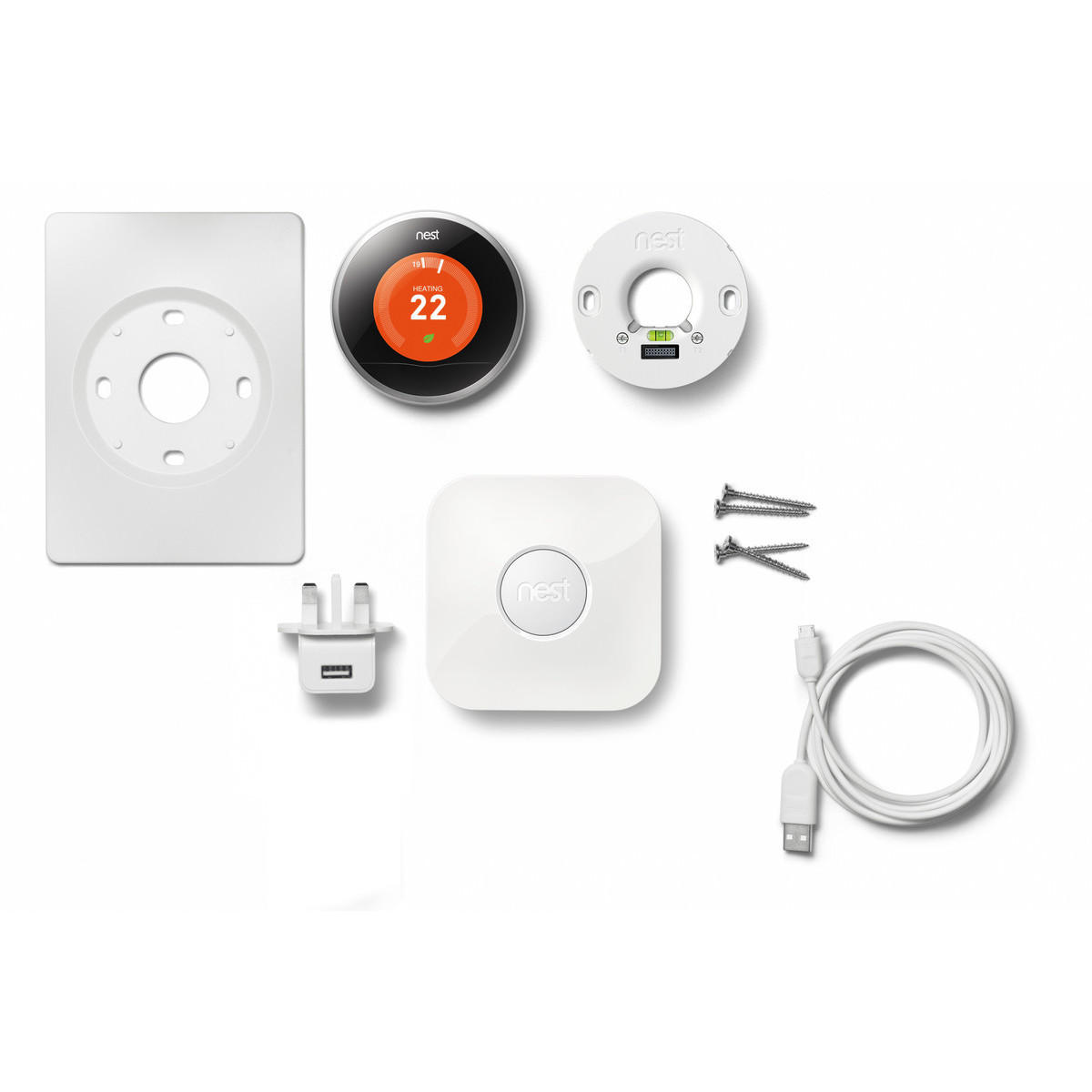 Nest Learning Thermostat 3rd Generation - Bronze