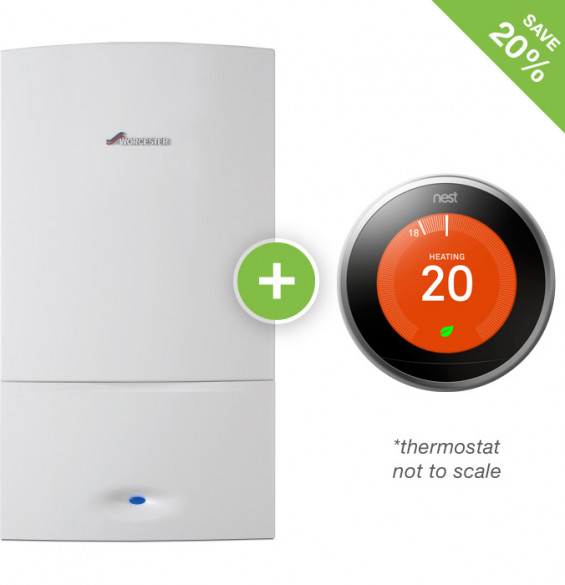Nest Approved Worcester Boiler