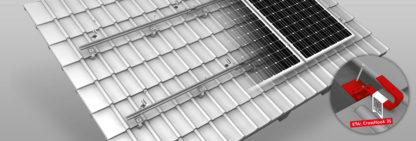Solar Mounting CrossRail System