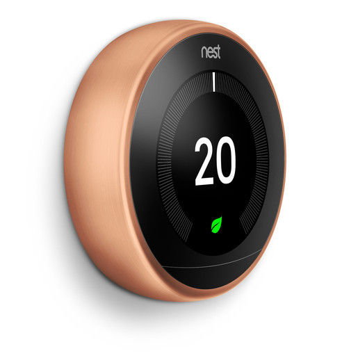 Nest Learning Thermostat 3rd Generation – Bronze
