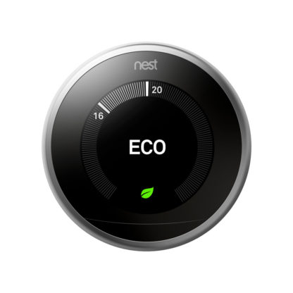 Nest 3rd Generation Thermostat Eco