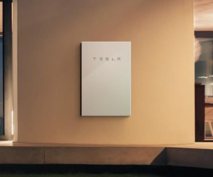 Tesla Powerwall 2 Installed